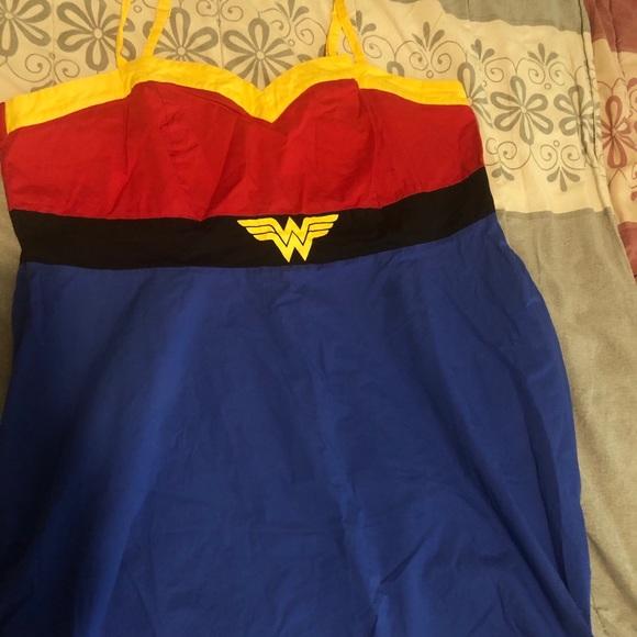 DC Comics Dresses & Skirts - DC comics wonder women dress 3x